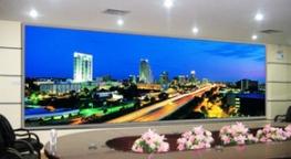 LED大屏幕租赁-视频会议解决方案