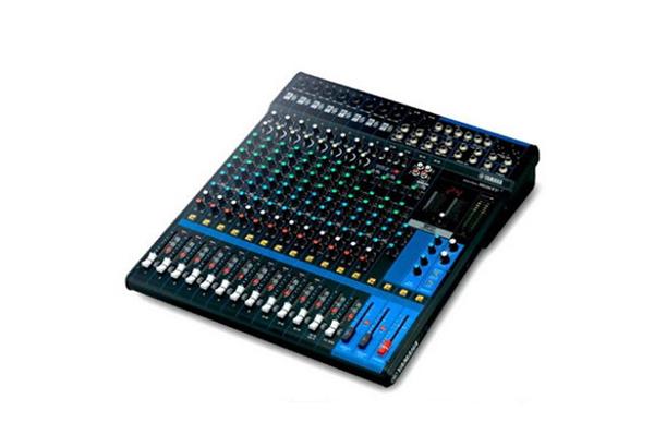 泰安16路模拟调音台 Yamaha